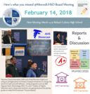 Did you miss the Feb. Board Meeting?