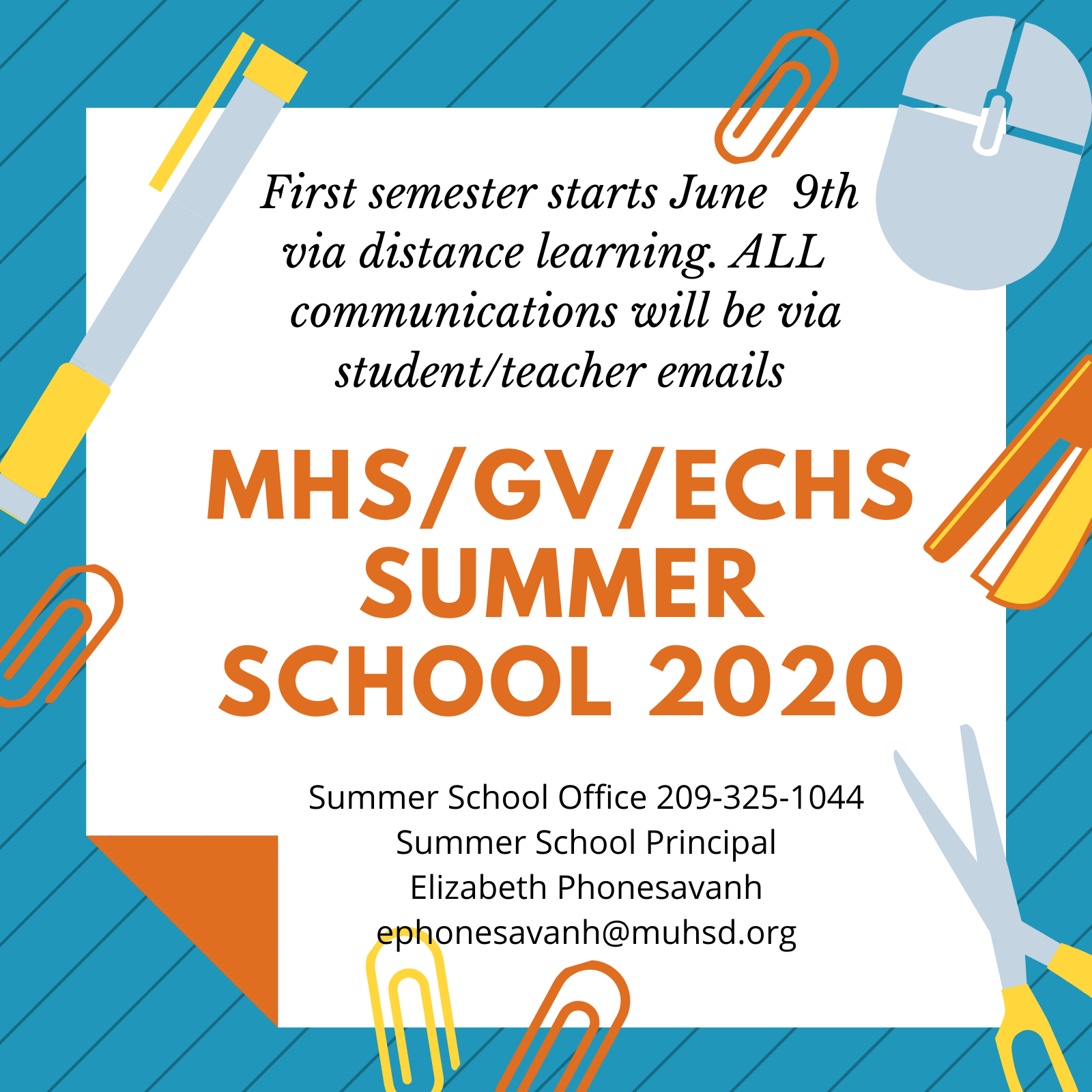 Summer School 2020 Post